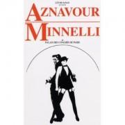 Charles Aznavour & Lisa Minnelli - Au Palais Des Congres De Pari