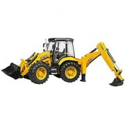 Bruder JCB 5CX Eco Backhoe Loader