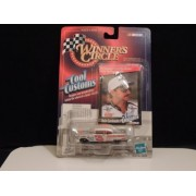 1998 NASCAR Winners Circle . . . Dale Earnhardt #3 GM Goodwrench Chevy Monte Carlo 1/64 Diecast . . . 1957 Bel Air Hard Top-Silver Select . . . Includes Collectors Card