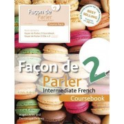 Facon de Parler 2 Course Pack by Angela Aries