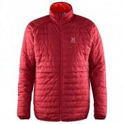 Haglöfs - Barrier Lite Jacket - Kunstfaserjacke Gr L rot/rosa