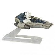 Star Wars The Black Series First Order Snowspeeder Vehicle