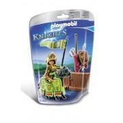 Playmobil 5355 - Cavaliere dell'Aquila alla Giostra Medievale