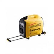 Generator de curent digital Kipor IG 2600H, 2.6 kVA, motor 4 timpi, benzina, kit transport