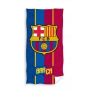 Barcelona mintás törölköző