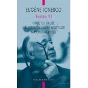 Teatru XI - Eugene Ionesco - Omul Cu Valize Calatorii In Lumea Mortilor
