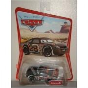 Disney Pixar Cars Movie Original Nitroade Desert Card Background Scene 1:55 Scale Mattel
