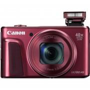 Cámara Canon Powershot Sx720 Hs Roja 20 Megapixeles Zoom 40x Wifi Y NFC, Modo Manual