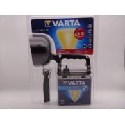 Varta 18660 lanterna Work Light LED 4watt 435 cu baterie 6V 4LR25-2 metal