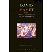 Mamet Plays: The Crytogram; Oleanna; The Old Neighborhood v. 4 by David Mamet