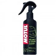 Motul M1 Helmet & Visor Clean Tisztítószer bukósisakokhoz 250ml