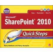 Microsoft SharePoint 2010 QuickSteps by Marty Matthews