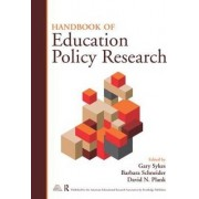Handbook of Education Policy Research by David N. Plank