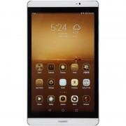 Tableta Huawei MediaPad M2 801W 8.0 inch IPS Kirin 930 2.0 GHz Octa Core 2GB RAM 16GB flash WiFi Android 5.1 Silver White