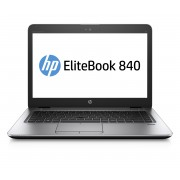 HP EliteBook 840 i5-6200U 14 8GB/256 PC Core i5-6200U, 14.0 FHD AG LED SVA, UMA, Webcam, 8GB DDR4 RAM, 256GB SSD, BT, 3C Battery, FPR, Win 10 PRO 64 DG Win 7 64, 3yr Warranty