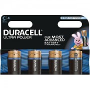 Duracell Ultra Power C Pack von 4 (MX1400B4)