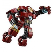 Lego Hulk Buster Suit As Seen 76031