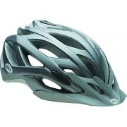 Bell, Casco da ciclismo Sequence, Argento (Mat Titanium Hero), 55-59 cm