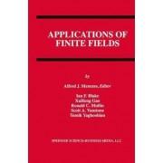 Applications of Finite Fields by A. J. Menezes