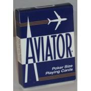 Aviator Deck Blue (Poker Size)