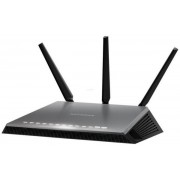 Router Wireless Netgear D7000, Gigabit, Dual Band, 600 + 1300 Mbps, 3 Antene externe, 2 x USB 3.0