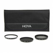 Hoya Filtre Set Pol.-C+NDX8 +HMC UV (C) 43mm NEW RS1048377