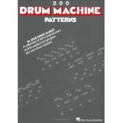 Rene-Pierre Bardet Two Hundred Drum Machine Patterns: 200 Drum Machine Patterns