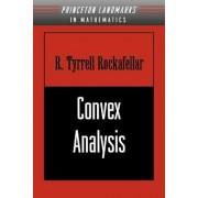 Convex Analysis by R.T. Rockafellar