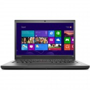 "Notebook Lenovo ThinkPad T440p, 14"" Intel Core i5-4300M, RAM 8GB, 1TB Hybrid, Windows 7 Pro, Negru"
