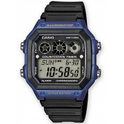 Casio AE-1300WH-2AVEF Herren Collection Chronograph 10 ATM 42 mm