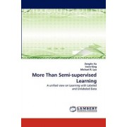 More Than Semi-Supervised Learning by Zenglin Xu