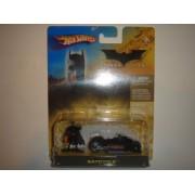2005 Hot Wheels Batman Begins Batcycle Black by Mattel