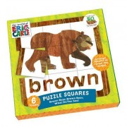 The World of Eric Carle(tm) Brown Bear, Brown Bear, What Do You See? Puzzle Squares