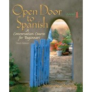 Open Door to Spanish: Level 1 by Margarita Madrigal