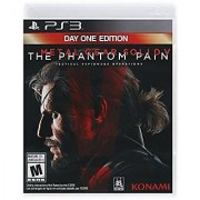 Metal Gear Solid V: The Phantom Pain - PlayStation 3 Day One Edition