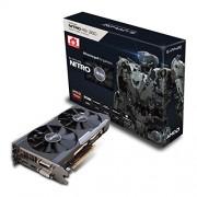 Sapphire Radeon R9 380 Nitro PCIe 3,0 5600 MHz Scheda grafica GDDR5, 2 GB