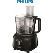 Philips Daily Collection Food Processors - Black (Hr7628/90)
