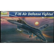 Revell F-16 Air Defense Fighter Model Airplane Kit by Revell