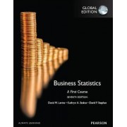Business Statistics: A First Course by David M. Levine