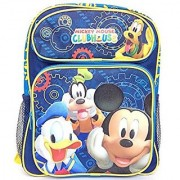 New Mickey Mouse Club House Small Toddler Backpack-ch-2463