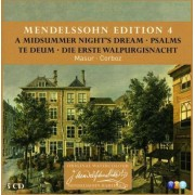 F. Mendelssohn-Bartholdy - Edition Vol.4: Choral Musi (0825646926763) (5 CD)