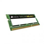 Corsair CMSO8GX3M1C1600C11 Value Select Memoria da 8 GB (1x8 GB), DDR3, 1600 MHz, CL11