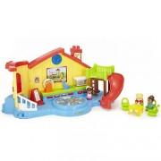 Fisher-Price - Juguete preescolar Little People Musical (Mattel CLR-559 )