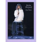 Barbra Streisand - One Voice (0603497044528) (1 DVD)
