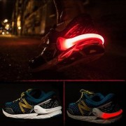 Super Power LED Shoe Clip Premium Quality Safety Light All outdoor Sports