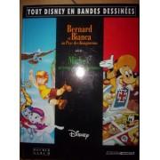 Tout Disney En Bandes Dessinées Bernard Et Bianca Au Pays Des Kangourous Suivi De Mickey Au Temps Des Mousquetaires