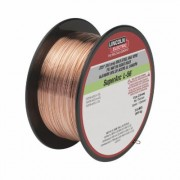 Lincoln Electric SuperArc L-56 MIG Welding WIre - Mild Steel, Copper (Brown) Coated, .030 Inch, 2-Lb. Spool, Model ED030631