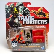 Rewind & Sunder - Fall Of Cybertron - Transformers Generations