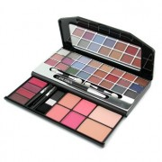 MakeUp Kit G1672-2 : 24xE/shdw 1xE/Pencil 4xL/Gloss 4xBlush 2xPressed Pwd.. - Комплект Гримове G1672-2 : 24x Сенки 1x Молив 4x Гланц 4x Руж 2x Компактна Пудра