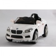BMW 3-Series Coupe Style Kids Electric Ride On Car Toy Remote/Manual